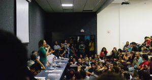 Luciana em debate na USP_para onde vai o Brasil