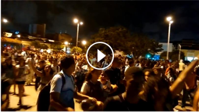 ocupação terminal São Luis
