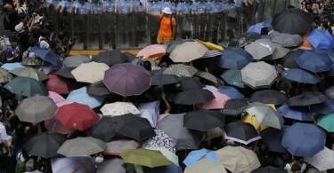 revolta dos guarda-chuvas