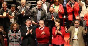 Lula e esquerda petista
