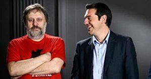 Zizek e Tsipras