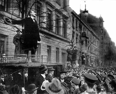 Karl Liebknecht: Agitação contra a Primeira Guerra Mundial