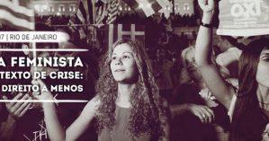 mulheres do PSOL