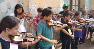 violinos
