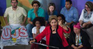 Dilma engana Movimentos Sociais