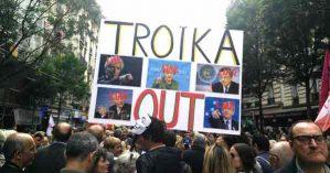 Troika Out