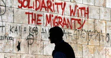 immigrants Greece