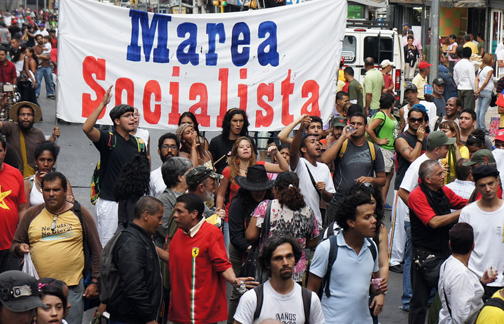 Resultado de imagem para marea socialista