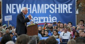 Bernie Sanders_new hampshire