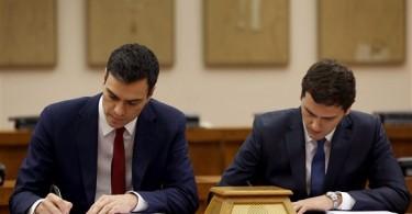 acordo PSOE Ciudadanos