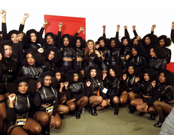 beyoncé panthers