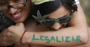 Mulheres e Legalização da maconha