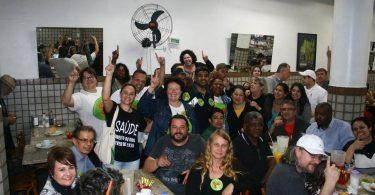 Chapa 1 - Podemos + Saúde