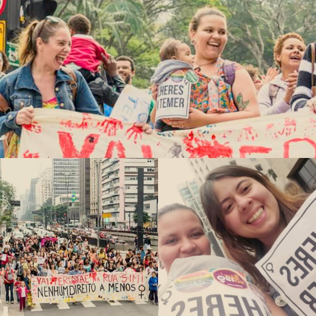 Sâmia Bomfim, vereadora feminista de São Paulo