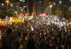 25/11/2016 - PORTO ALEGRE, RS - Ato contra a Pec 55. Foto: Guilherme Santos/Sul21